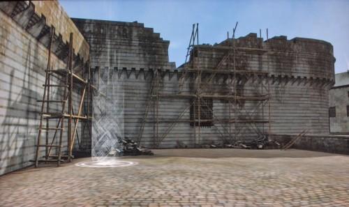 Nantes 1757 en 3D (musée d'histoire de Nantes)